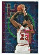 1995-96 Skybox Hoops MICHAEL JORDAN Hot List INSERT Bulls #1 of 10