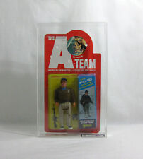 "NEW 1983 Vintage A-Team ✧ MURDOCK ✧ Galoob 6"" Action Figure UKG 80/85/80 AFA"