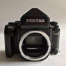 Pentax 67II Medium Format SLR Film Camera