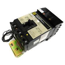 Square D Fa340501021 50A 480V 3P 3Ph I-Line Thermal-Magnetic Circuit Breaker