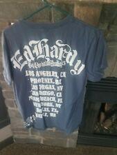 Ed Hardy Mens Large T- Shirt Non-Smoking Home