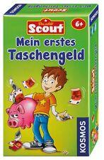 KOSMOS 710552 - Scout - Mi primer taschengeld, NUEVO / EMBALAJE