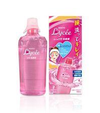 Japan Rohto Lycee Eye Wash Liquid 450ml 日本樂敦Lycee洗眼液天然维生素洗眼液450ml ロートリセ洗眼薬 450ml