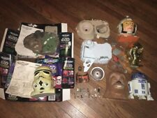 Star Wars Micro Machines - Huge Lot (Figures, Vehicles, Playsets) - 1990s