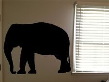 Huge Elephant Safari Room Animal Vinyl Wall Art Removable Decal Sticker