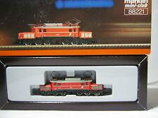 Märklin Mini Club Z 88221 E - Lokomotive BR 1020 024-4 ÖBB orange  (RG/AV/100S4)