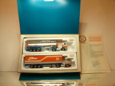 TEKNO HOLLAND VOLVO F-89 + SCANIA LB-140 - 10 YEAR ANNIVERSARY 1:50 - EXCELLENT