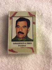 Iraq Playing Cards