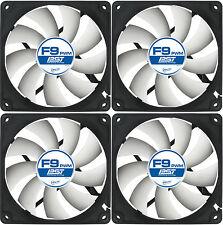4 x Arctic Cooling F9 PWM PST raffreddamento 92 MM PER VENTOLA 1800 giri / min (afaco-090p0-gba01) AC ARTIC