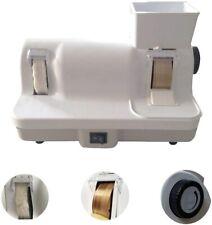 110v Electric Optical Hand Edge Grinder Manual Eyeglasses Lens Edger Polisher