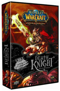 WOW - World of Warcraft TCG - Death Knight Deluxe Starter - Sealed *CC*