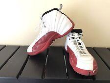 Air Jordan Retro XII 12 Cherry Home Bulls Chicago NBA Michael 23 Jumpman Sz 10.5