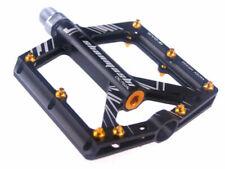 SHANMASHI MTB Road Bike Pedals AL Alloy&Cr-Mo 4Sealed Bearings Platform/Flat New