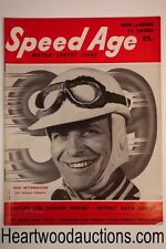 Speed Age Annual 1951