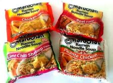 New listing 12 Maruchan Ramen Beef Chicken Spicy Lime Chili Shrimp Picante Chicken Noodles