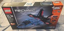 LEGO Technic Air Race Jet (42066) New In Box Factory Sealed Retired
