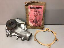 Opel  rekord b de 1966 à 1969 pompe à eau