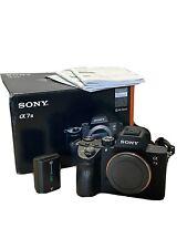 Sony a7 III 24.2 MP Mirrorless Digital Camera - Black (Body Only) (8532 Shutter)