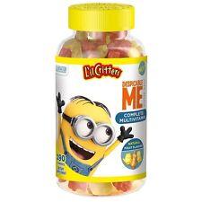 L'il Critters Despicable Me Multivitamin Gummies, Fruit Flavored 190 ea