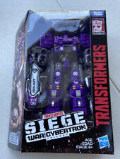 Transformers Generations War BRUNT WEAPONIZER Action Figure NEW Sealed