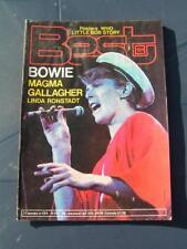 BEST 1978 124 DAVID BOWIE MAGMA RORY GALLAGHER LINDA RONDSTADT JOHN MAC LAUGHLIN
