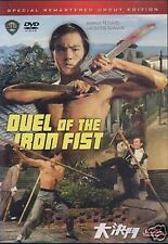 Duel of the Iron Fist---Hong Kong Kung Fu Martial Arts Action movie DVD - NEW DV
