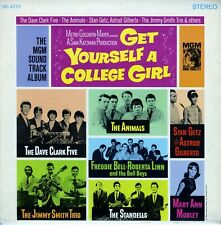 DAVE CLARK FIVE / ANIMALS - Get Yourself a College Girl - MGM US - STILL SEALED