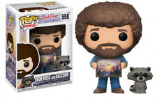 Pop! Television: Bob Ross with Paintbrush #559
