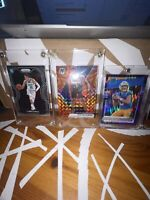 sports card collection lot huge Rookies Zion Herbert Lamelo Trae Coby Hurts