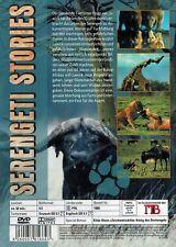 DVD NEU/OVP - Serengeti Stories - Ein Film von Hugo van Lawick