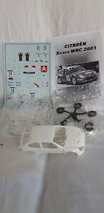 Heller XSARA WRC 2001 1/24