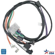 1965 Impala Bel Air Console Harness Automatic Trans With Console Clock Lead EA