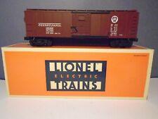 LIONEL 51401 PENNSYLVANIA SEMI SCALE BOX CAR #100800..MINT IN THE BOX