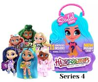 1 HAIRDORABLES Series 4 SCENTED Blind Surprise Mystery Doll Pack Big Hair NEW