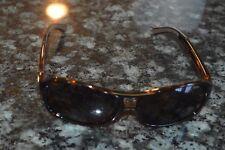 VINTAGE ZEAL OPTICS TOFINO 10656 POLARIZED UNISEX TORTOISE/BROWN SUNGLASSES!!!