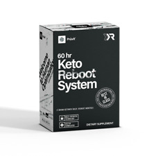 Pruvit Reboot, 60 Hours Keto Reboot System Fresh