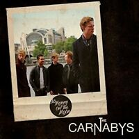 Die Carnabys Nein Geld Auf Die Mond 2014 13-track CD Album Brandneu
