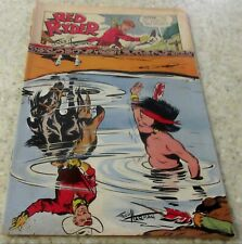 Red Ryder 60, (Gd 2.0) 1948, 20% of front cover missing
