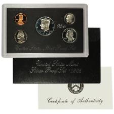 1995-S U.S. Silver Proof Set