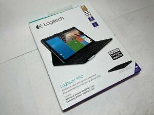 Logitech PRO Keyboard Case for Samsung Galaxy Note Pro Galaxy Tab Pro 12.2