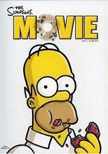 The Simpsons Movie (DVD, 2007, Full Frame)
