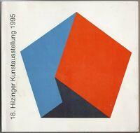 Arte, pittura, scultura - Catalogo della mostra Hilzinger 1995 - Natale Sapone