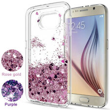 For Samsung Phone Case Ultra Slim Motion Glitter Liquid Quicksand Soft TPU Cover