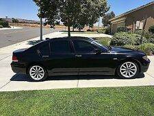 2007 BMW 7-Series 750Li 4dr Sedan