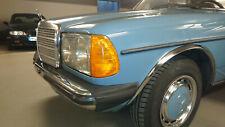 Mercedes 300 D  W123  mit viel Erstlack