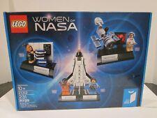 LEGO SET 21312 WOMEN OF NASA, SALLY RIDE, MAE JEMISON, BRAND NEW SEALED IN BOX