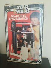 Vintage Star Wars Kenner Death Star Playset ORIGINAL Box Only - NICE!!
