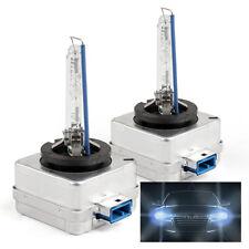2x Bombilla de xenon para faro HID 6000k Ice D8S compatible con Ford Focus