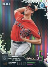 2019 BOWMAN CHROME INSERTS RC FORREST WHITLEY HOUSTON ASTROS TOP 100  - A1209