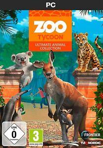 PC - Zoo Tycoon: Ultimate Animal Collection - (NEU & OVP)